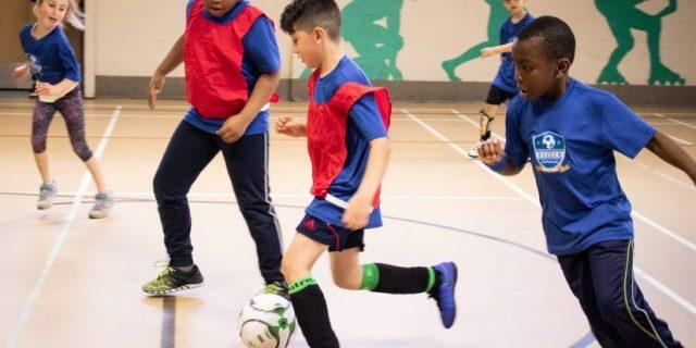 Camp Soccer en français: un autre succès